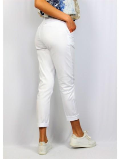 Панталон бял
